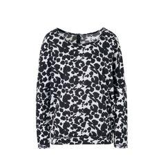 10 DAYS T-shirt, Wit/zwart