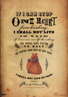 """Piccsy :: """"If I Can Stop (One Heart From Breaking)"""""""