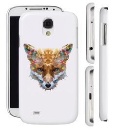 FOX Samsung Galaxy S4 S3 Cell Phone Case Cover Foxes Animals
