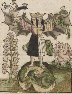Body essay medieval mysticism soul woman