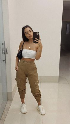 Cute Comfy Outfits, Pretty Outfits, Stylish Outfits, Cool Outfits, Summer Outfits, Fashion Outfits, Fiesta Outfit, Looks Pinterest, Warm Weather Outfits