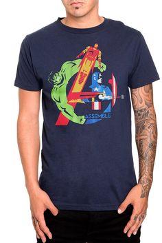 Avengers t-shirt, $20.50