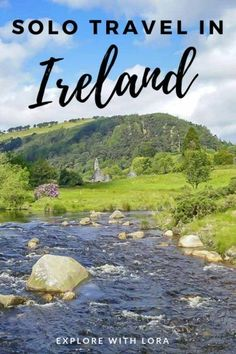 Ireland is the perfect destination for solo travellers. From friendly locals to safe nightlife, there are so many reasons why Ireland is a great place to travel solo. Find out all the reasons why in this post! #Ireland #Europe #SoloTravel #Dublin #ThingsToDoIn #Tips #Female #Destinations