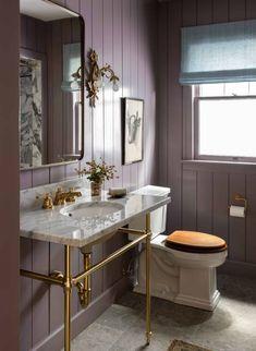 Small Bathroom Paint Colors, Bathroom Color Schemes, Bathroom Trends, Bathroom Ideas, Bathroom Designs, Bathroom Inspiration, Bathroom Wall Decor, Modern Bathroom, Master Bathroom