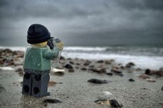 Legography: Lego Minifigures Taking Pictures In Real World | HiConsumption