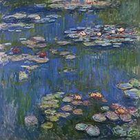 Nenúfares (Monet) - Wikipedia, la enciclopedia libre