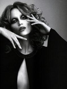 Natasha Poly by Daniele Duella & Iango Henzi for Vogue Japan May 2012