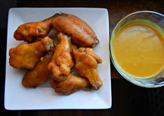 Mystery Lovers' Kitchen: Sticky Wings Glazed with Sweet-and-Tangy Carolina Mustard BBQ – A Super Bowl Recipe by Cleo Coyle