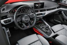 Audi S5 Coupé 2016 Interieur