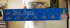 Wall Hanger for nursery room - Custom Designs available ! Handmade lights and furniture, Qrtos creations Wall Hanger, Hangers, Nursery Room, Nursery Decor, Wooden Table Lamps, Handmade Table, Home Accessories, Custom Design, Lights