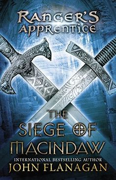 The Siege of Macindaw: Book Six (Ranger's Apprentice) by John A. Flanagan, http://www.amazon.com/dp/0142415243/ref=cm_sw_r_pi_dp_wHP3ub1G2PFBP