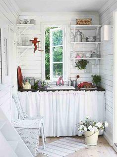 5 Eck Gartenhaus Julia: Eine Wohlfühl Oase Im Aufbau (Fotostory) |  Pinterest | Gartenhäuser, Oase Und Inneneinrichtung