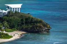 Two Lovers Point is not only the site of Guam's most famous legend but also one of the best places to really see the beauty of Guam. Famous Legends, Guam, Top Free, Pacific Ocean, Capital City, The Good Place, United States, Lovers, Water