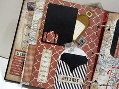 Are you ready for a Teresa Collins Far and Away Travel Mini ? Recently I took this class from Scrapbook Island (in San Jose, California). ...