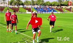 FC Bayern Training. The best videos and articles on the web for football coaches.