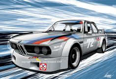 BMW 3.O CSL