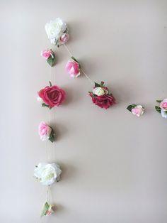 c28a195c79947 13 Best Flower garlands images in 2017 | Floral wreath, Flower ...
