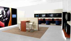lexus car showroom interior design - Google Search
