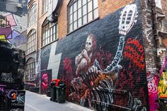 AWOL's Definitive Guide To Every Melbourne Laneway