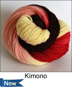Yarn Colours