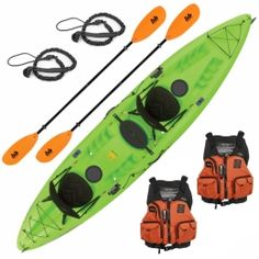 A tip before buying kayaks for beginners is to set a budget. Setting a budget not just helps you find the best kayaks for beginners that also fit your budget, you can also narrow down the number of beginner kayak sellers you come across.