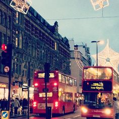 #London #OxfordStreet #Christmas