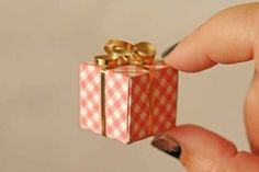 Tiny Adorable Gift Boxes   42 Amazingly Fun And Useful Things You Print For Free