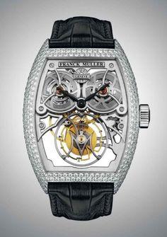 Franck Muller #franckmuller #wristwatch
