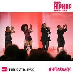 YoYo, Brandy, Queen Latifah, and MC Lyte