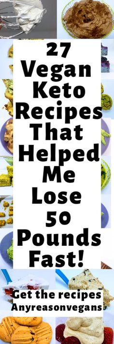 17 Vegan Keto Recipes For Quick Healthy Weight Loss. It is easy to make low carb vegan recipes that are also vegan or plant based diet food Recipes Vegan Low Carb, Low Carb Vegan Diet, Vegan Food, Sugar Free Whipped Cream, Vegetarian Meal Prep, Vegetarian Recipes, Recipes With Whipping Cream, Sugar Free Vegan, Vegan Peanut Butter