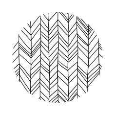 Featherland (Black and White) Crib Sheets, Changing Pad Covers, Indie Fabric Printed Just for You by LittleSlumber on Etsy https://www.etsy.com/listing/231920693/featherland-black-and-white-crib-sheets
