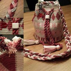 Mochila bag Mini Marsala