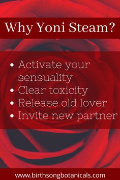 Cleanse your body of toxicity, negativity and past trauma. Learn more... #yonisteam #vsteam Yoni Steam Herbs, V Steam, Cleanse Your Body, Menstrual Cycle, Menopause, Herbal Medicine, Trauma, Herbalism, Law