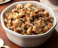Herb Stuffing Recipe,How To Make Herb Stuffing  Herb Stuffing Recipe is delicious, tasteful and yammi dish. Herb Stuffing Recipe can be made in less than few minutes with the help of very few ingredients which is available at your nearest super market.Herb Stuffing Recipe  easy to make at your home check below step by step directions of the recipe and enjoy cooking.