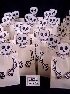 Bolsitas para Halloween