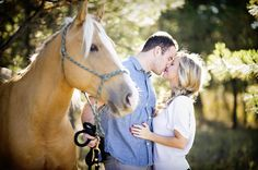 Horse and love