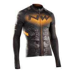 2017 NW team new Spring/Autumn Long Sleeves Quick Dry MTB Bicycle Jersey Breathable Men`s Cycling Clothing Ropa Ciclismo Maillot