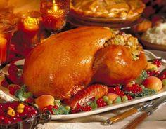 Thanksgiving turkey #Fall4Mohawk