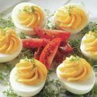 Rezeptbild: Leckere gefüllte Eier