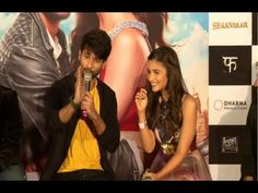 WATCH Shahid Kapoor's FUNNY INCIDENTwhile shooting with Alia Bhatt for the movie SHAANDAAR. See the full video at : https://youtu.be/eoQFvUhtHls #shahidkapoor #aliabhatt
