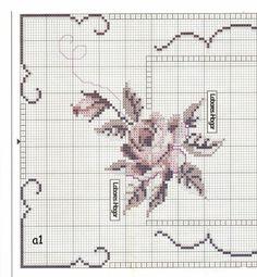 Rosa rosa antico - Tovaglia