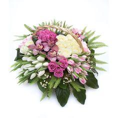"""Магазин цветов """"Мир Орхидей""""   Букеты из орхидей"""