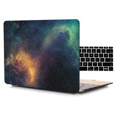 #AliExpress Galaxy Texture Matte Frosted Shell Case for Macbook Air Pro Retina 11 12 13 15 inch Laptop Bag Cases for Mac book Air 13 Case (32773235259) #SuperDeals