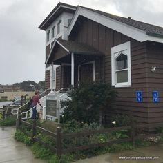 Little Brown Church in Pacifica, California; https://weekendadventuresupdate.blogspot.com/2017/04/1-south-pacifica-pacifica-coastside.html
