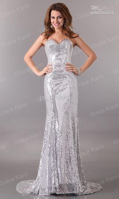 fe7dd7e57bbe Charming Sequins Long Formal gown Off shoulder Evening bridesmaid prom dress