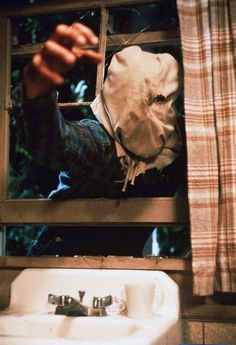 Friday the 13th Part 2: old school Hillbilly Jason