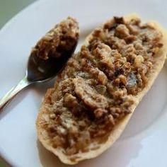 Pasta pieczarkowa - Allrecipes.pl http://allrecipes.pl/przepis/9039/pasta-z-grzyb-w.aspx