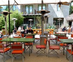 America's best outdoor bars: Hotel San Jose Courtyard