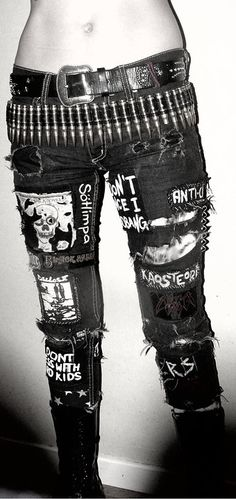 urbandecaypunk:I want these goddamn pants :3
