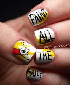 Poul Pava nails